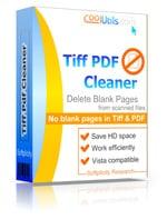 удалить пустые страницы из PDF