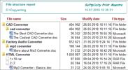 print detailed list