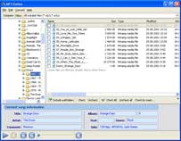 MP3 EmSee will announce your MP3 songs before they are played on your pc.