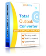 Der Outlook Email Converter