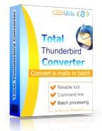 thunderbird email converter