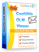 Free OLM Viewer from CoolUtils