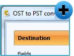 OST to PST Converter Preview1