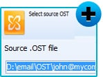 OST to PST Converter Preview2