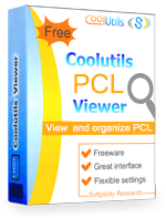 Free PCL Viewer from CoolUtils