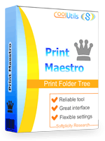 Print My Print File Tree