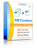Tiff Combine: Combine TIFF Files Smart