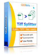 Tiff Splitter: Split TIFF Files Fast