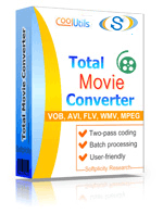 AVI, MPG, WMV, MPEG Converter