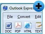 Total Outlook Express Converter Preview1