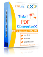 Server PDF Converter With ActiveX