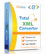 Total XML Converter To Convert XML files