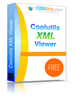 Free XML Viewer by Coolutils.com ✅ View the structure of XML files with Ease 👌