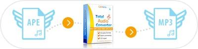 Convert APE to MP3