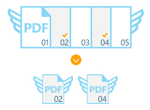 split pdf by bookmarks