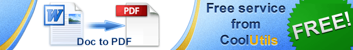 free doc to pdf converter