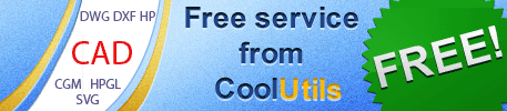 free CAD converter from coolutils