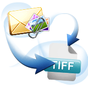 Convert Mail to tiff with Attachments