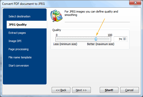 convert pdf to jpeg