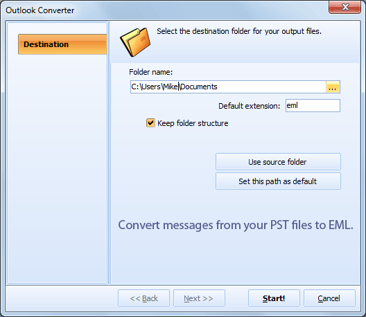Outlook Viewer ScreenShot 2