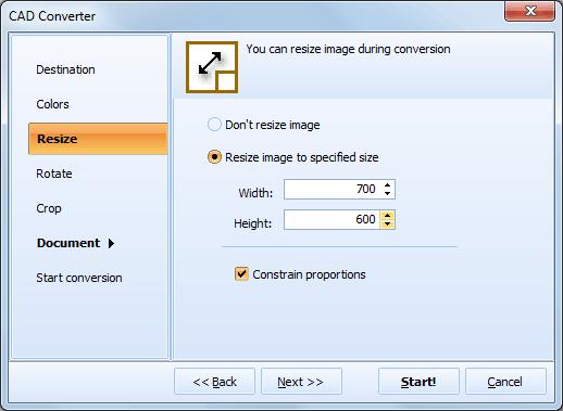 Total CAD Converter ScreenShot 4