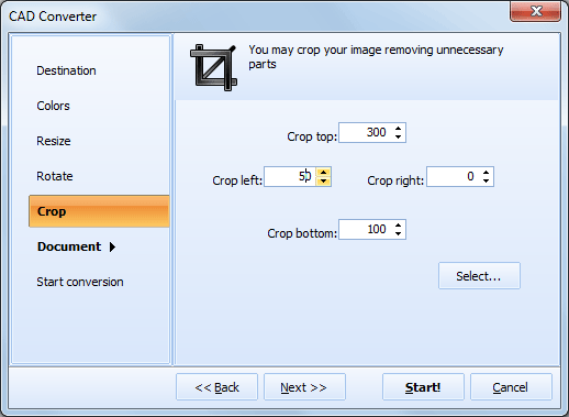 Total CAD Converter ScreenShot 6