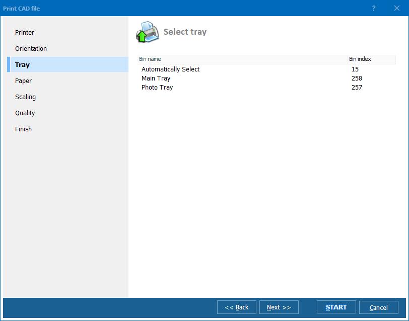 Total CAD Printer ScreenShot 2