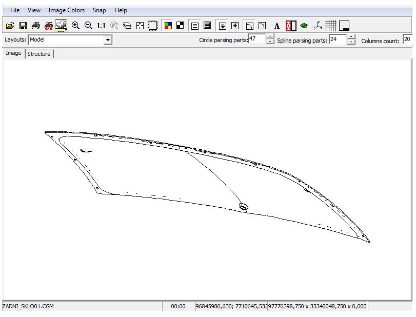 Total CAD View Server ScreenShot 1