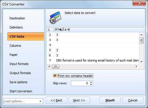 Xml To Csv Converter