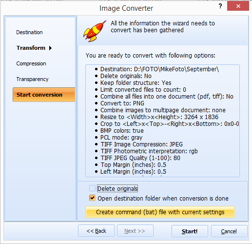 Image Converter ScreenShot 8