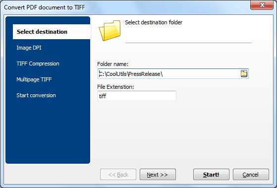 PDF Converter ScreenShot 2