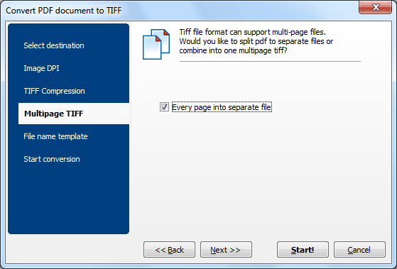 Total PDF Converter Screenshot