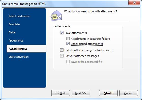 Total Thunderbird Converter Pro ScreenShot 6